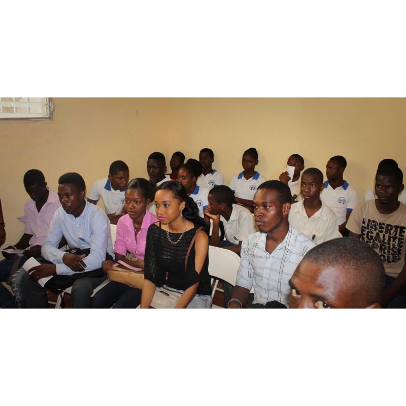 Devenez éducatrice spécialisée / éducateur spécialisé pour participer à l'essor d'Haïti